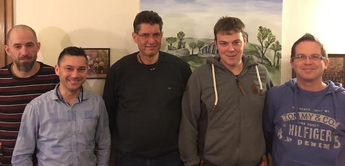 Ortsunion Harth wählt neuen Vorstand